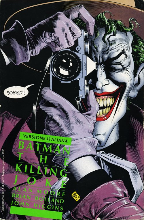 2.Batman - The Killing Joke