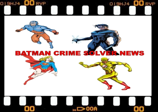 Atom, Nightwing, Supergirl e Anti-Flash presto in tv?