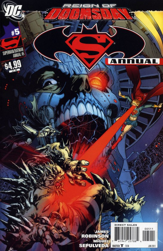 Superman -Batman_Annual: Reign_of_Doomsday