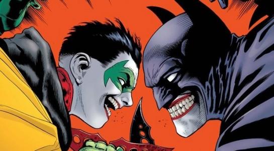 Batman vs. Robin è il primo trailer del lungometraggio d'animazione DC Comics