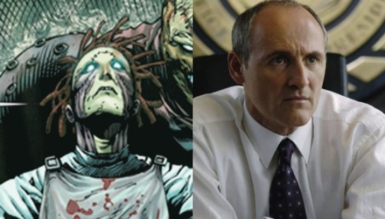 Colm Feore è The Dollmaker