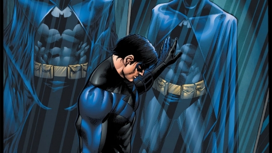 Nightwing è Dick Grayson