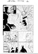 Le Sirene di Gotham #23 Pagina 3 - Apparso qui in Italia su LE SIRENE DI GOTHAM N.4: Divisione edito da RW Lion by Lorenzo Ruggiero