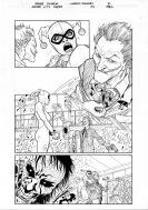 Le Sirene di Gotham #23 Pagina 7 - Apparso qui in Italia su LE SIRENE DI GOTHAM N.4: Divisione edito da RW Lion by Lorenzo Ruggiero