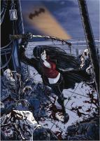Annapaola Martello per il Batman Silent Book (Lady Shiva)