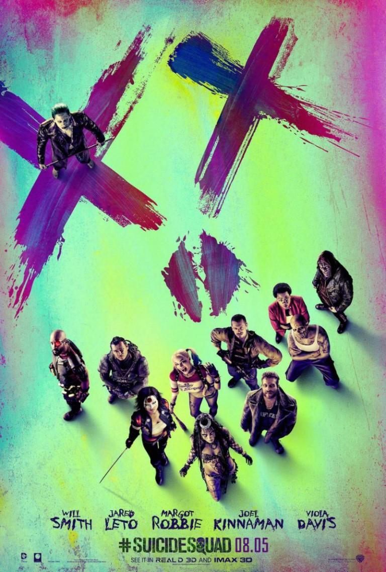 Suicide Squad - Il movie poster