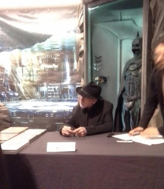 Frank Miller a Lucca Comics 2016